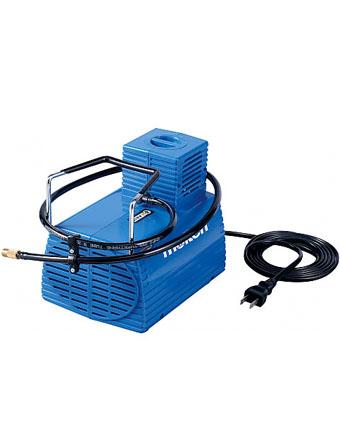 バスケットアクセサリー ミニコンプレッサー 電動空気入れ モルテン Molten Mini Compressor Blu/Blk
