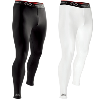 04806f36dd ... Comp LongTight Wht McDavid McDavid supporter inner functional tights  compression long tights Dwayne by Wade basketball