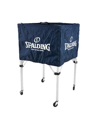 バスケットアクセサリー ボールカート スポルディング Spalding Ball Cart Nvy