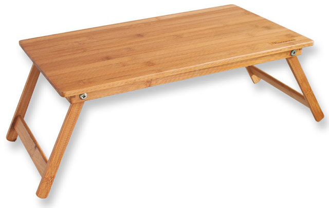 It Is A Simple Easy To Use Made Of Bamboo Cofee Table.