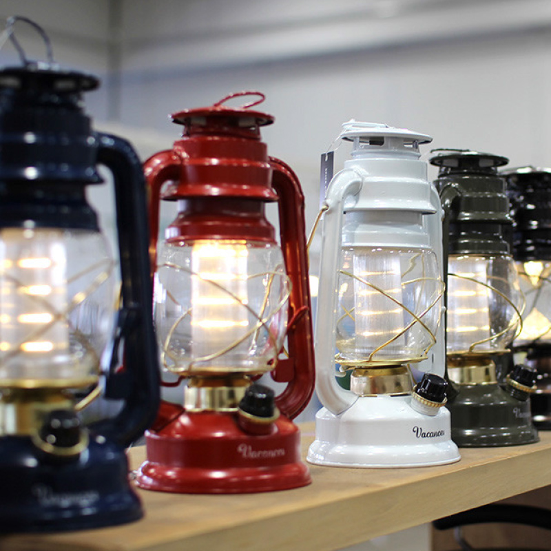 The Led Lantern Lighting Electricity Right Hook Camping Equipment Battery Which Is Ecological Reliable Security Without Being Fuel Free And Using
