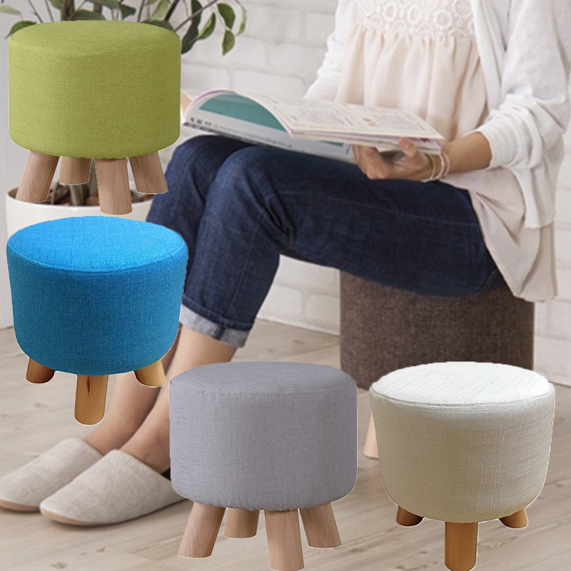 Excellent Chair Wooden Fashion Maru Circle Compact Chair Kids Living For The Petit Stool Ogc 601Bl Ogc 601Gr Ogc 601Wh Ogc 601Gy Blue Green White Gray Higashiya Onthecornerstone Fun Painted Chair Ideas Images Onthecornerstoneorg