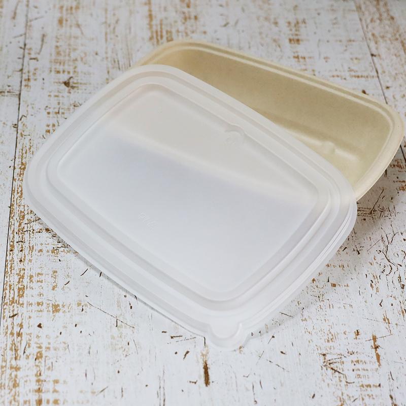 務用 再生紙 紙容器 紙トレイ サトウキビ絞りカス Sabert 正規品送料無料 使い捨て エコ サスティナブル 環境 おしゃれ ペーパーウエア カフェ フェス 環境配慮 食品容器 再生紙製容器 フタ セイバート 店内限界値引き中 セルフラッピング無料 SBT-PP蓋白 バガス レンジOK 大容量 業務用 BT-21.5×15.8cm サトウキビの搾りカスから再生された堆肥可能なパルプ製 カフェ丼 21.5×15.8cm メーカー直送品 150個セット パルプトレイ用蓋