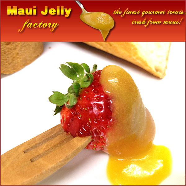 Maui jelly lilicoybutter & mango butter