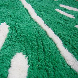 Shape Matt Monstera green / yellow