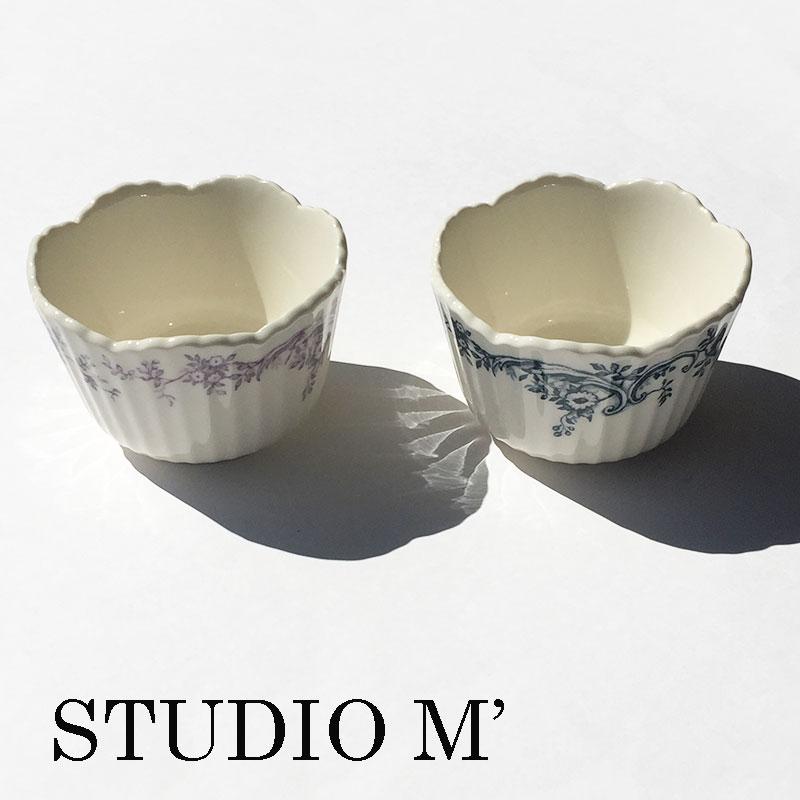 STUDIO M' audrey cocotte オードリー 低価格 日本 ココット M スタジオエム スタジオM 食器audrey ITEM 小鉢 ボウル カフェ ギフト 120cc-200cc NEW