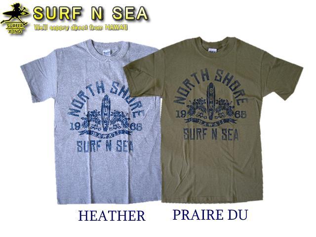 Men's T shirts EFFORT SURF CLUB TEE