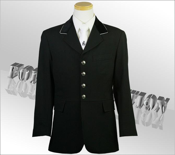 【競技用ジャケット】 コムテキーア KTコンペティション-メンズ(乗馬用品-じょうらん、男性用)
