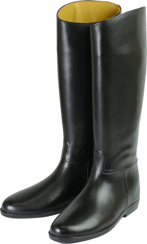 【乗馬ブーツ】 ラバーライディングブーツ MX-01  (ロングブーツ・ゴム長靴)