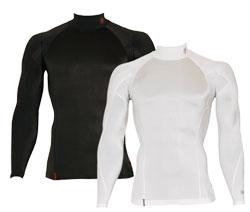【乗馬用インナー】 DORON(ドロン)アンダーウェア ソフトシリーズ SOFT-ハイネックシャツ(メンズ)