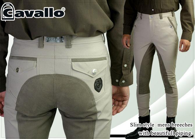 【メンズ乗馬ズボン】 Cavallo(キャバロ) コルダノ-770(メンズ)