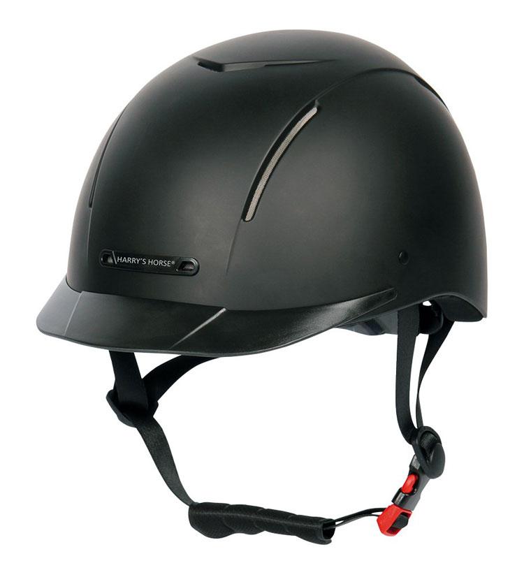 ハリーズホースヘルメット エクリプス-マットシェル