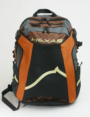 十六进制背包 (马骑马配件存储袋)