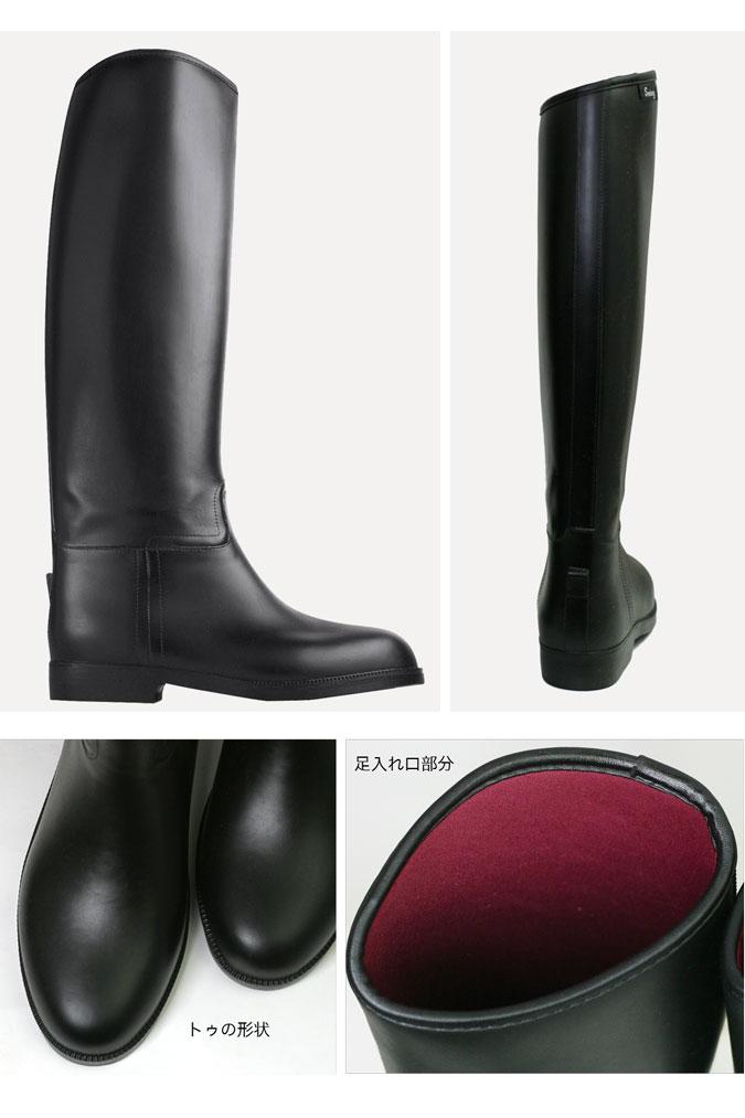 马靴-大型的 PVC (长筒靴和胶鞋)