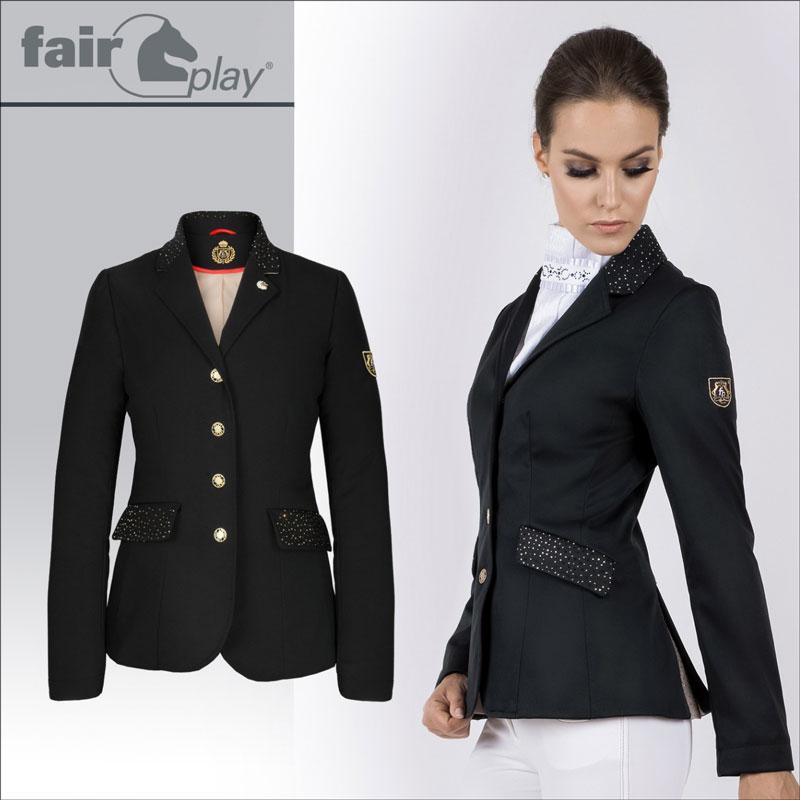 フェアプレイ コンペティションジャケット‐ヴィヴィアン