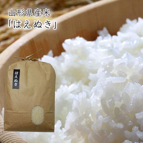 令和二年度米 味 香り 上品 外観 食感 《うまいず米》山形県産はえぬき5kg 令和2年度産 粘りのいずれも高評価を受けているお米です ファクトリーアウトレット 精米