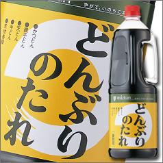 【送料無料】ミツカン どんぶりのたれハンディペット2260g×2ケース(全12本)