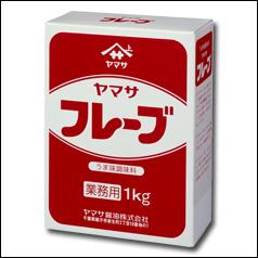 【送料無料】ヤマサ醤油 ヤマサフレーブ(業務用)1kg箱×2ケース(全24本)