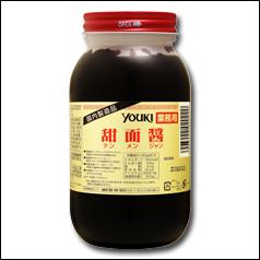 ユウキ食品 甜面醤1kg×1ケース(全12本)