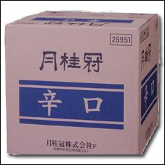 【送料無料】京都府・月桂冠 辛口18L BIB×1本