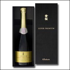 【送料無料】京都・黄桜 黄桜 SUPER PREMIUM(化粧箱入)750ml瓶×1ケース(全6本)