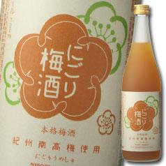 【送料無料】大関 にごり梅酒720ml瓶×2ケース(全12本)