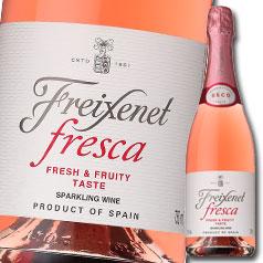 【送料無料】サントリー フレシネ フレスカ ロゼ750ml瓶×1ケース(全12本)