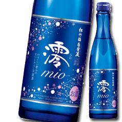 【送料無料】宝酒造 松竹梅白壁蔵 澪 スパークリング清酒300ml瓶×2ケース(全24本)