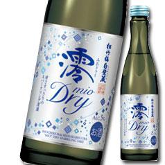 【送料無料】宝酒造 松竹梅白壁蔵 澪DRY スパークリング清酒300ml瓶×2ケース(全24本)