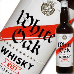 ホワイトオーク レッド1.8L×1ケース(全6本) 【送料無料】兵庫県・江井ヶ嶋酒造