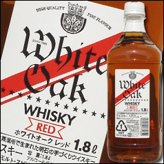 兵庫県・江井ヶ嶋酒造 ホワイトオーク レッド1.8Lペット×1ケース(全6本)