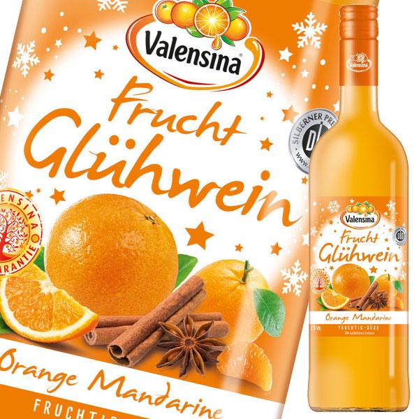【送料無料】ドクターディムース オレンジ&マンダリン・フルーツグリューワイン750ml瓶×1ケース(全12本)