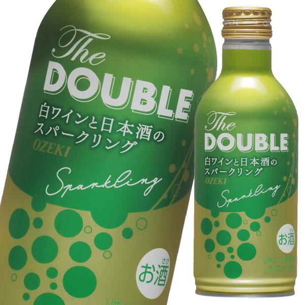 【送料無料】大関 The DOUBLE270mlボトル缶×3ケース(全72本)