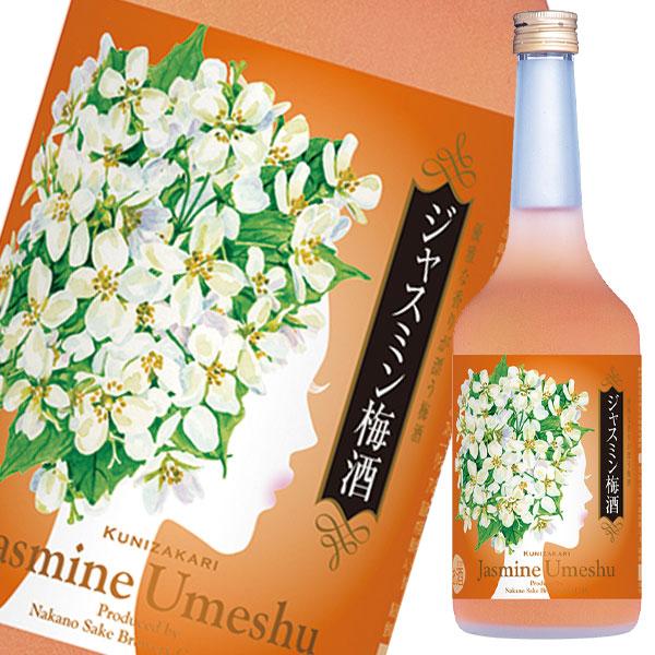 【送料無料】中埜酒造 國盛 ジャスミン梅酒720ml瓶×2ケース(全12本)