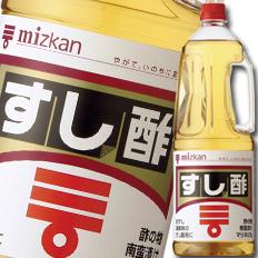 【送料無料】ミツカン すし酢 ハンディペット1.8L×2ケース(全12本)