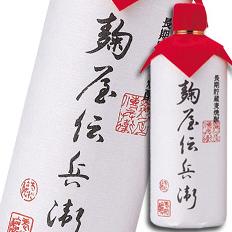 【送料無料】大分県・老松酒造 むぎ焼酎41度 麹屋伝兵衛720ml×1ケース(全6本)