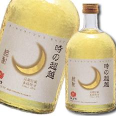 【送料無料】福岡県・紅乙女酒造 25度むぎ焼酎 時の超越720ml×2ケース(全12本)