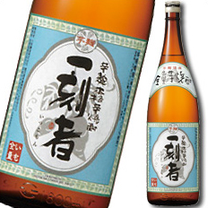 京都・宝酒造 全量芋焼酎「一刻者」1.8L×1ケース(全6本)