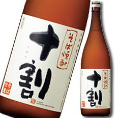 京都・宝酒造 そば焼酎「十割」~そば全量~1.8L×1ケース(全6本)