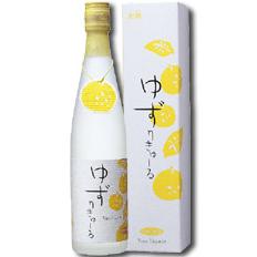 長崎県・壱岐の蔵酒造 ゆずりきゅーる500ml×1ケース(全12本)