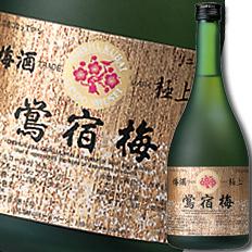 【送料無料】合同 梅酒 鴬宿梅 極上720ml×2ケース(全12本)