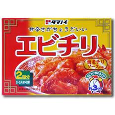 【送料無料】タマノイ酢 エビチリ56g×2ケース(全120本)