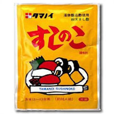 【送料無料】タマノイ酢 すしのこ150g×1ケース(全60本)