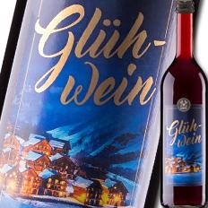 フランケン グリューワイン(赤)750ml×1ケース(全6本)