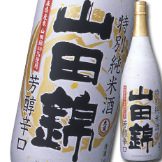 【送料無料】大関 特撰 特別純米酒 山田錦1.8L瓶×1ケース(全6本)