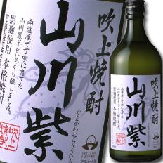 吹上焼酎 吹上山川紫(芋)720ml瓶×1ケース(全12本)