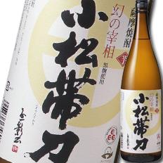 【送料無料】吹上焼酎 小松帯刀(芋)1.8L瓶×1ケース(全6本)