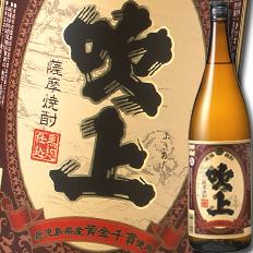 吹上焼酎 吹上(芋)1.8L瓶×1ケース(全6本)
