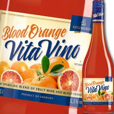 12本同梱可能 ドクターディムース 供え ブラッドオレンジ ヴィーノ750ml×1本 ヴィタ 卓越