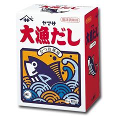 【送料無料】ヤマサ醤油 ヤマサ大漁だし1kg箱×1ケース(全10本)
